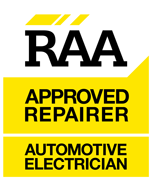 Bridge AutoSpark - RAA Approved Repairer Logo - Automotive Electrician